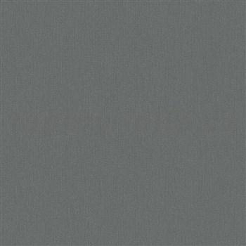Vliesové tapety na stenu IMPOL Hailey štruktúrovaná tmavo sivá