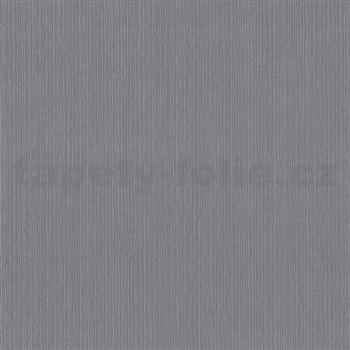 Tapety na stenu z kolekcie Happy Time - tmavo šedá