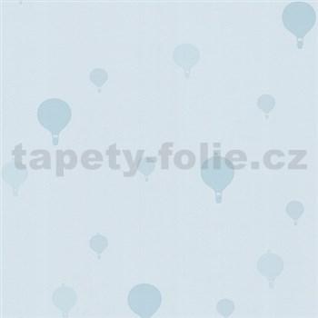Papierové tapety na stenu Happy Kids 2 - balóny modré