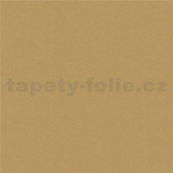 Vliesové tapety na stenu IDEA OF ART štruktúrované zlaté so striebornými odleskami