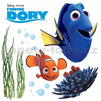 Samolepky na sklo Disney Hľadá sa Dory rozmer 31 cm x 31 cm