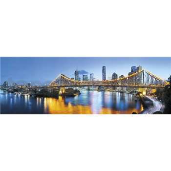 Vliesové fototapety Brisbane rozmer 368 cm x 124 cm