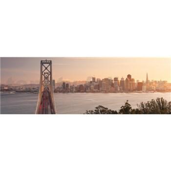 Vliesové fototapety Kalifornie rozmer 368 cm x 124 cm