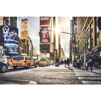Vliesové fototapety Times Square rozmer 368 cm x 248 cm