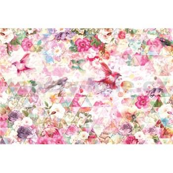 Vliesové fototapety Prisma rozmer 368 cm x 248 cm