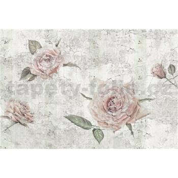 Vliesové fototapety ruže rozmer 368 cm x 248 cm