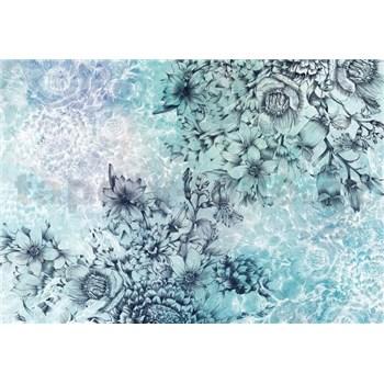 Vliesové fototapety Windflowers rozmer 368 cm x 248 cm