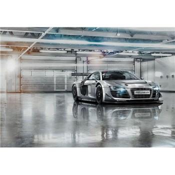 Fototapety Audi R8 Le Mans