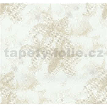 Vliesové tapety na stenu G. M. Kretschmer kvety svetlo hnedé