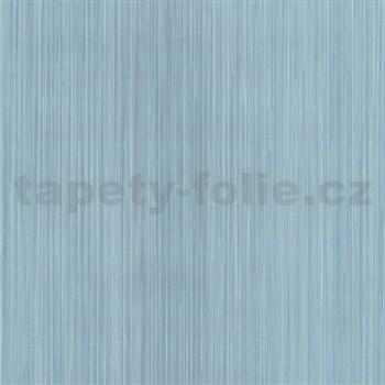 Vliesové tapety na stenu G. M. Kretschmer II prúžky jemné tmavo modré