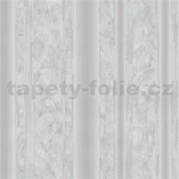 Vliesové tapety na stenu G. M. Kretschmer II pruhy sivé
