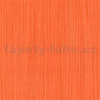 Vliesové tapety na stenu G. M. Kretschmer II prúžky jemné oranžové