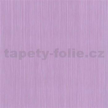 Vliesové tapety na stenu G. M. Kretschmer II prúžky jemné fialové