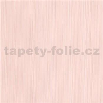 Vliesové tapety na stenu G. M. Kretschmer Sommeraktion prúžky svetle růžové
