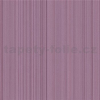 Vliesové tapety na stenu G. M. Kretschmer Sommeraktion prúžky růžové