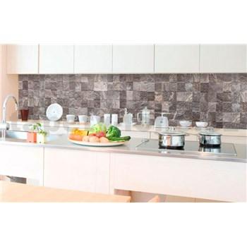 Samolepiace tapety za kuchynskú linku dlaždice rozmer 350 cm x 60 cm