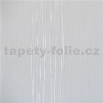 Tapety vlies biele štruktúrované - ZĽAVA