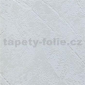 Tapety na stenu La Veneziana omítkovina biela