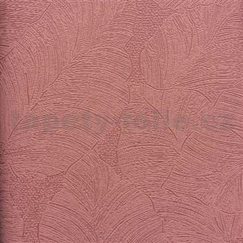 Tapety na stenu La Veneziana 3 listy vínové