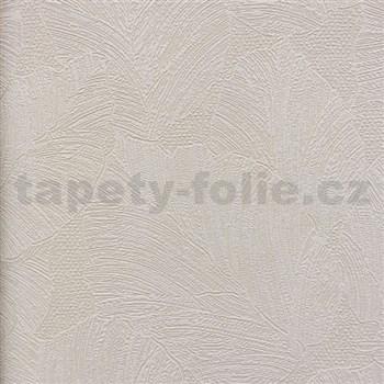 Tapety na stenu La Veneziana 3 listy krémové