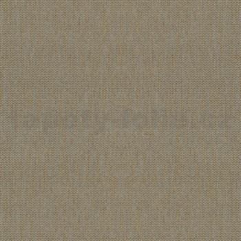 Vliesové tapety na stenu La Veneziana IV stromčekový vzor zlatý na sivom podklade