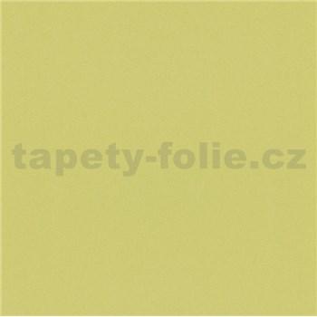 Vliesové tapety na stenu La Veneziana IV jednofarebná limetková