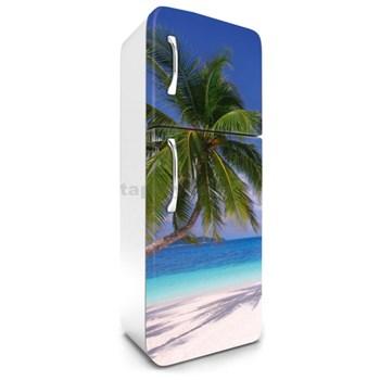 Samolepiace tapety na chladničku pláž rozmer 180 cm x 65 cm