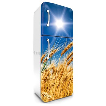 Samolepiace tapety na chladničku pšeničné polia rozmer 180 cm x 65 cm