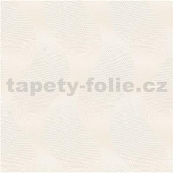 Luxusné vliesové tapety na stenu Colani Legend vlny krémové