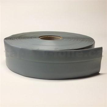 Podlahová lemovka z PVC samolepiaca svetlo sivá 5,5 cm x 25 m