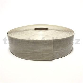 Podlahová lemovka z PVC drevo dub sonoma svetlý 5,3 cm x 40 m