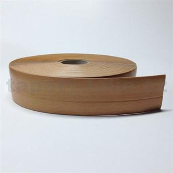 Podlahová lemovka z PVC samolepiaca jedľa prírodná 5,5 cm x 30 m