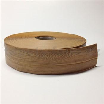 Podlahová lemovka z PVC samolepiaca dub svetlý 5,5 cm x 25 m