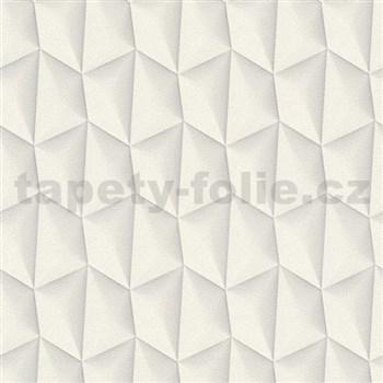 Vliesové tapety na stenu Harmony in Motion by Mac Stopa 3D svetlo sivý