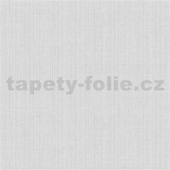 Vliesové tapety na stenu IMPOL Marbella štruktúra tkaniny sivá