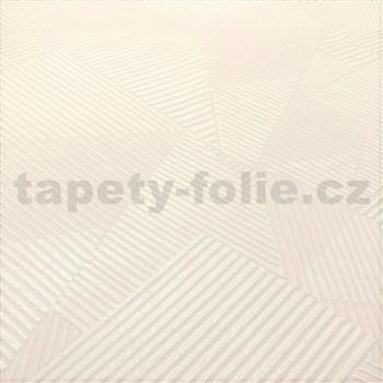 Moderné tapety na stenu IMPOL Novella hrany hnedé - POSLEDNÉ KUSY
