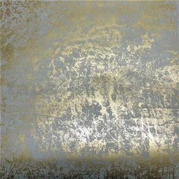 Vliesové tapety na stenu La Veneziana - strieborno-hnedé s metalickým efektom