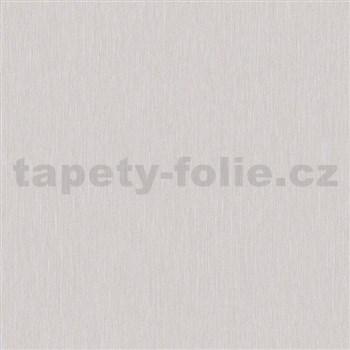 Vliesové tapety na stenu Mixing štruktúrované prúžky svetlo sivé s trblietkami