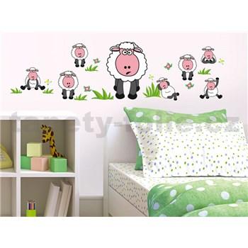 Samolepky na stenu Sheep 50 cm x 70 cm