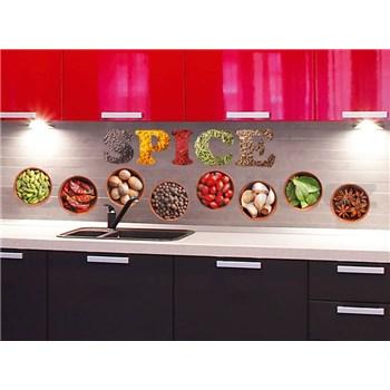 Samolepky na stenu Spice 50 cm x 70 cm