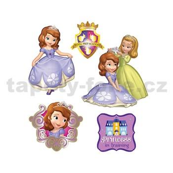 Samolepky na stenu detské - malá princezná 30 x 40 cm