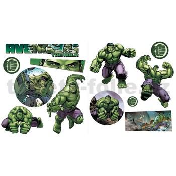 Samolepky na stenu detské - The Hulk 30 x 40 cm
