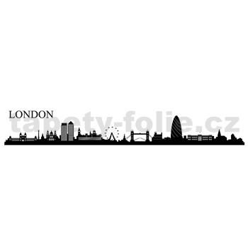 Samolepky na stenu Londýn 164 x 38 cm