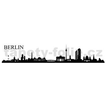 Samolepky na stenu Berlín 164 x 38 cm