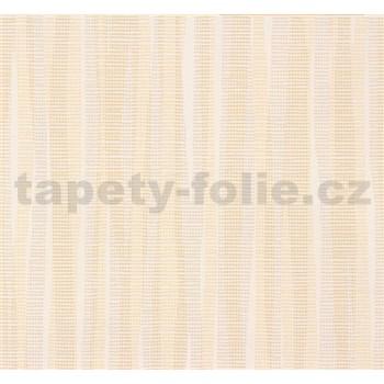 Vliesové tapety NENA abstrakt svetlo hnedý