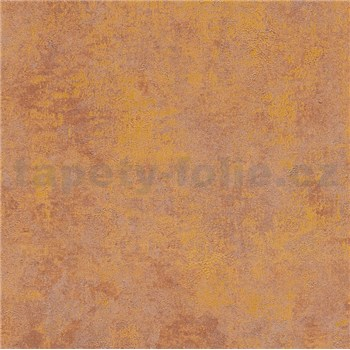 Vliesové tapety IMPOL New Wall metalická omietkovina bronzová