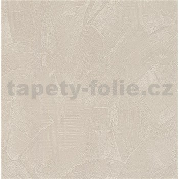 Vliesové tapety na stenu Belinda stierkovaná omietka hnedá