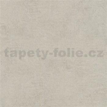 Vliesové tapety na stenu Belinda drobné bodky sivé