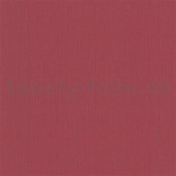 Vliesové tapety na stenu Novara 3 štruktúrované červené