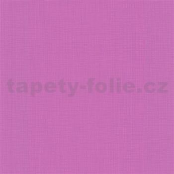 Vliesové tapety na stenu Novara štruktúrované ružové - POSLEDNÉ KUSY